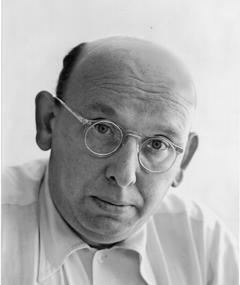 Photo of Hanns Eisler