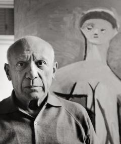 Photo of Pablo Picasso