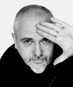 Photo of Peter Gabriel