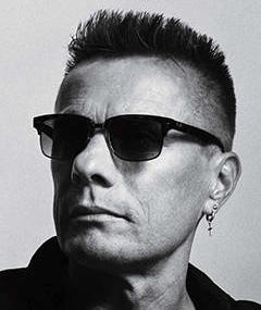 Photo of Larry Mullen Jr.