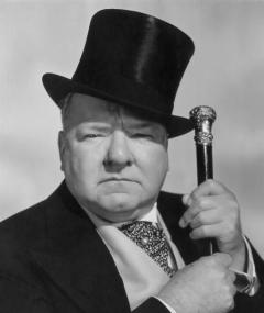Photo of W.C. Fields