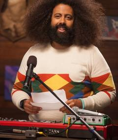 Photo of Reggie Watts