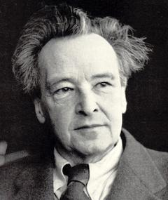 Photo of Arthur Honegger