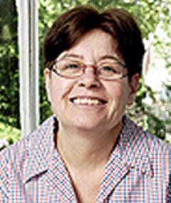 Photo of Zsuzsa Csákány