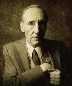 Foto af William S. Burroughs