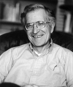 Photo de Noam Chomsky