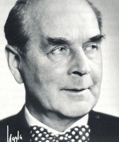Photo of Ernst Eklund