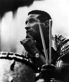 Photo of Max Roach