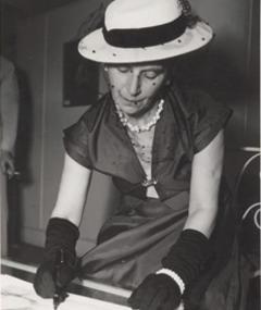 Photo of Marie Rambert