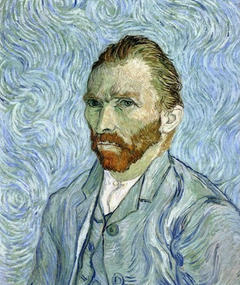 Photo of Vincent van Gogh
