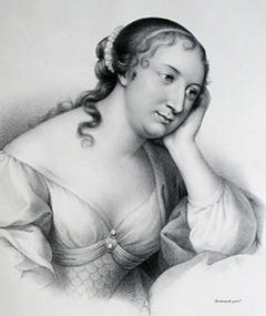 Photo of Madame de La Fayette