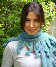 Photo of Shabnam Tolouei