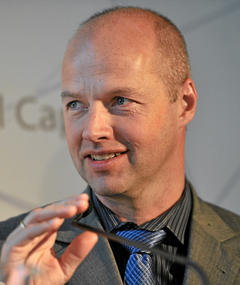 Photo of Sebastian Thrun