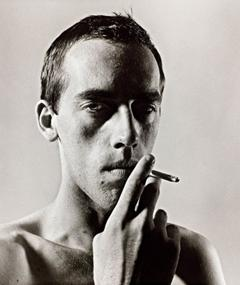 Photo of David Wojnarowicz