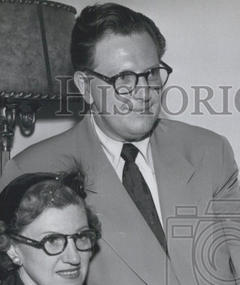 Photo of Kenneth McEldowney