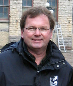 Photo of Réjean Labrie