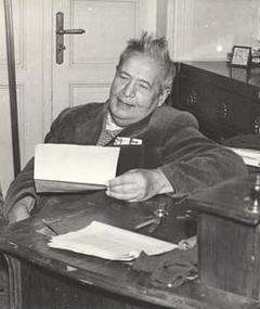Photo of Josef Rehorek