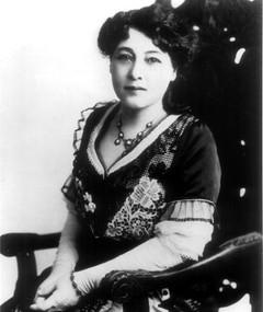 Photo of Alice Guy-Blaché