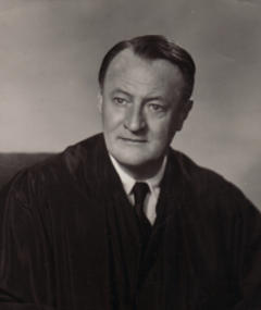 Photo of John D. Voelker