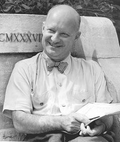 Photo of Paul Hindemith