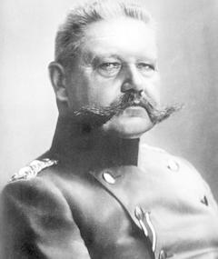 Photo of Paul von Hindenburg