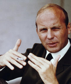 Photo of Hans Werner Henze