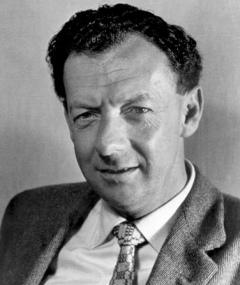 Photo of Benjamin Britten
