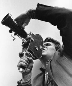 Photo of Stan Brakhage