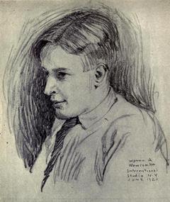 Photo of Edgar Adams