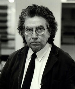 Photo of Antoni Tàpies