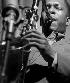 Photo of John Coltrane