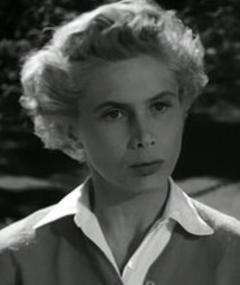 Photo of Doris Svedlund