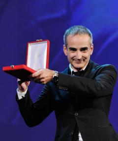 Photo de Olivier Assayas