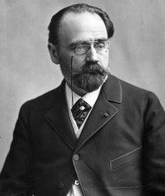 Photo of Émile Zola