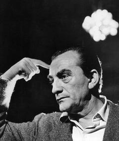 Foto av Luchino Visconti