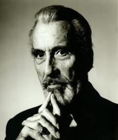 Foto av Christopher Lee