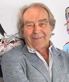 Photo of Gerald Scarfe