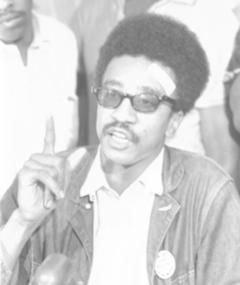 Photo of H. Rap Brown