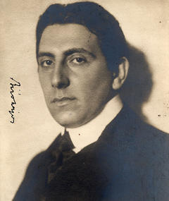 Photo of Lajos Biró