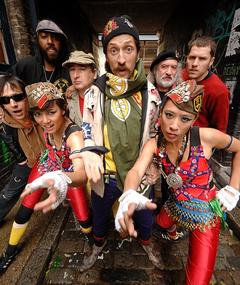 Photo of Gogol Bordello