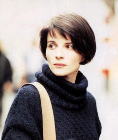 Photo de Juliette Binoche