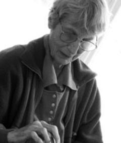 Photo of Jocelyn Herbert