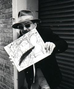 Photo of Don Van Vliet