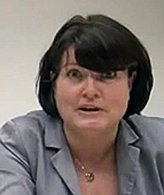 Photo of Berit Lundqvist