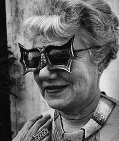 Photo of Peggy Guggenheim