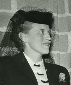 Photo of Bibi Lindström