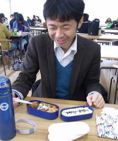 Photo of Hiroyuki Morita