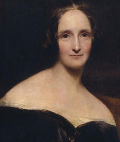 Foto di Mary Shelley