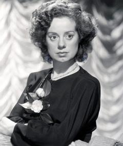 Photo of Elsa Lanchester