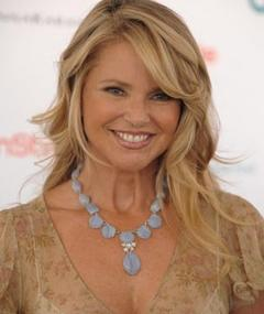 Photo of Christie Brinkley